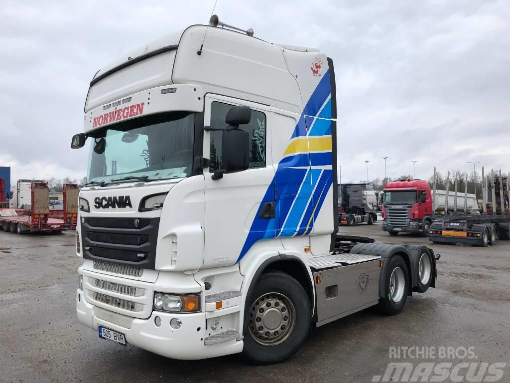 Scania R 560 LA