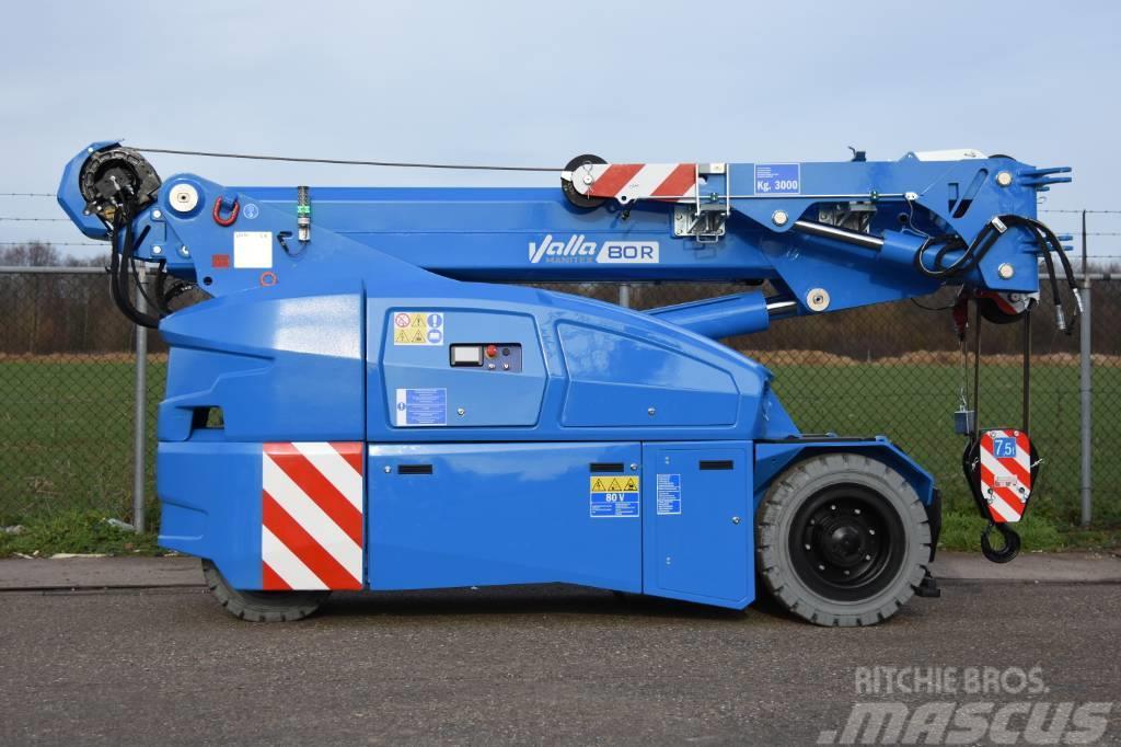 Valla V80R V 80 R Pick & Carry Crane Full Option