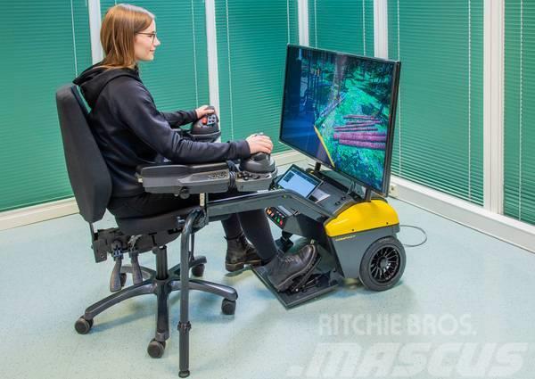 Ponsse Simulator - compact model