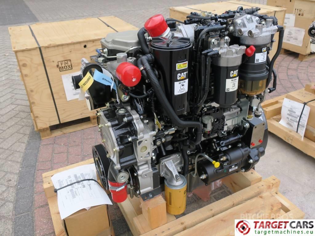 Caterpillar C4.4 Diesel Engine 4544421 3638 106KW 4-Cyl New