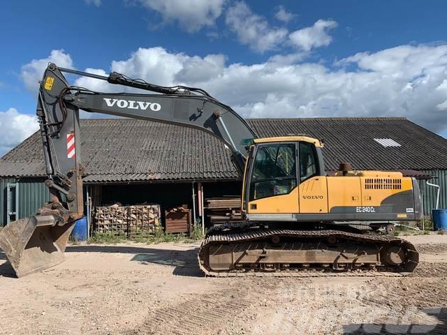 Volvo rupskraan ec 240 CL Excavator