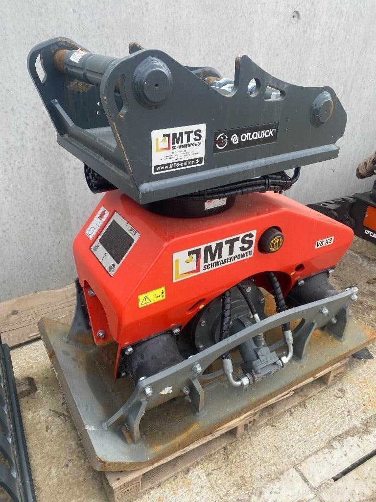 MTS Anbauverdichter V8X3R9VA
