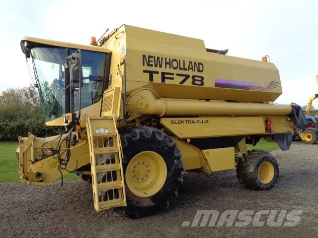 New Holland TF 78 Elektra Plus