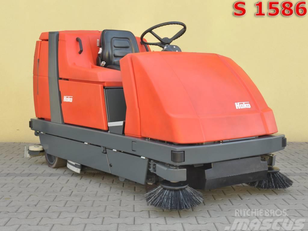 [Other] Scrubber dryer HAKO B 1100