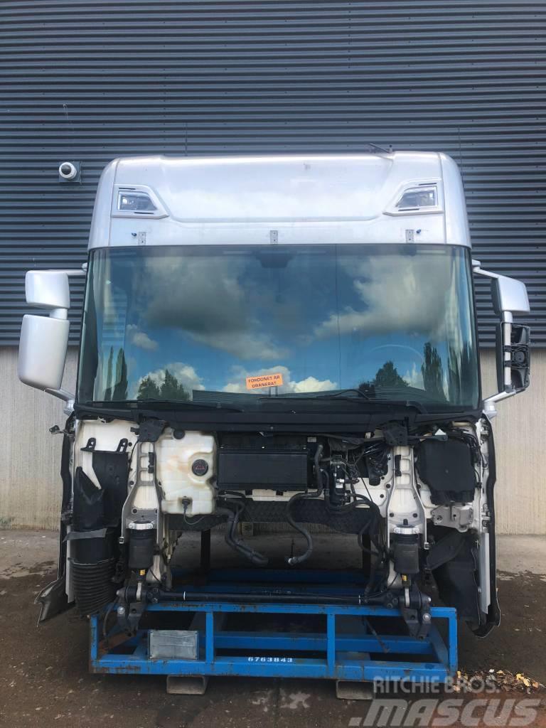 Scania S580 Hytt