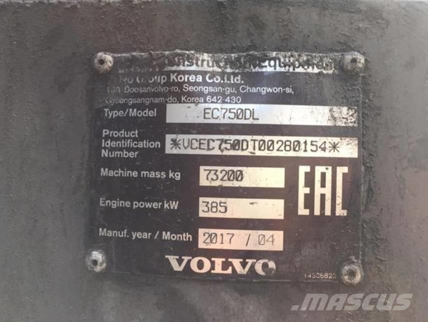 Volvo EC 750 DL