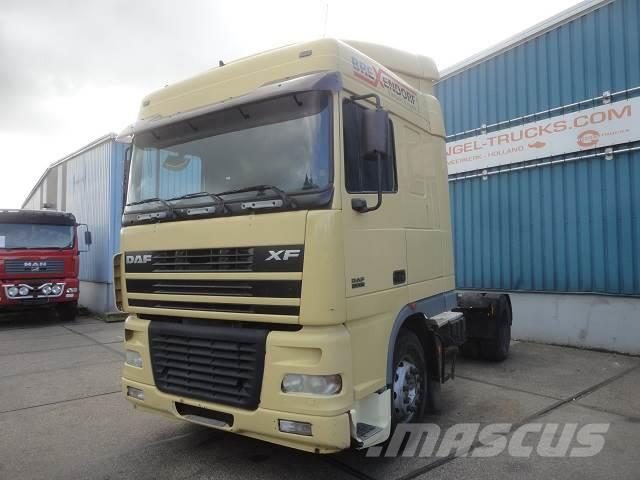 DAF FTXF 95-430 SPACECAB (EURO 3 / AS-TRONIC / ZF-INTA