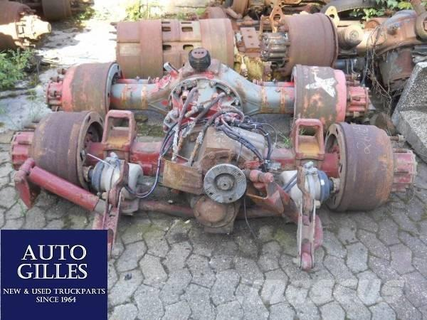 Meritor 145E / 145 E Iveco Durchtriebachse LKW Achse