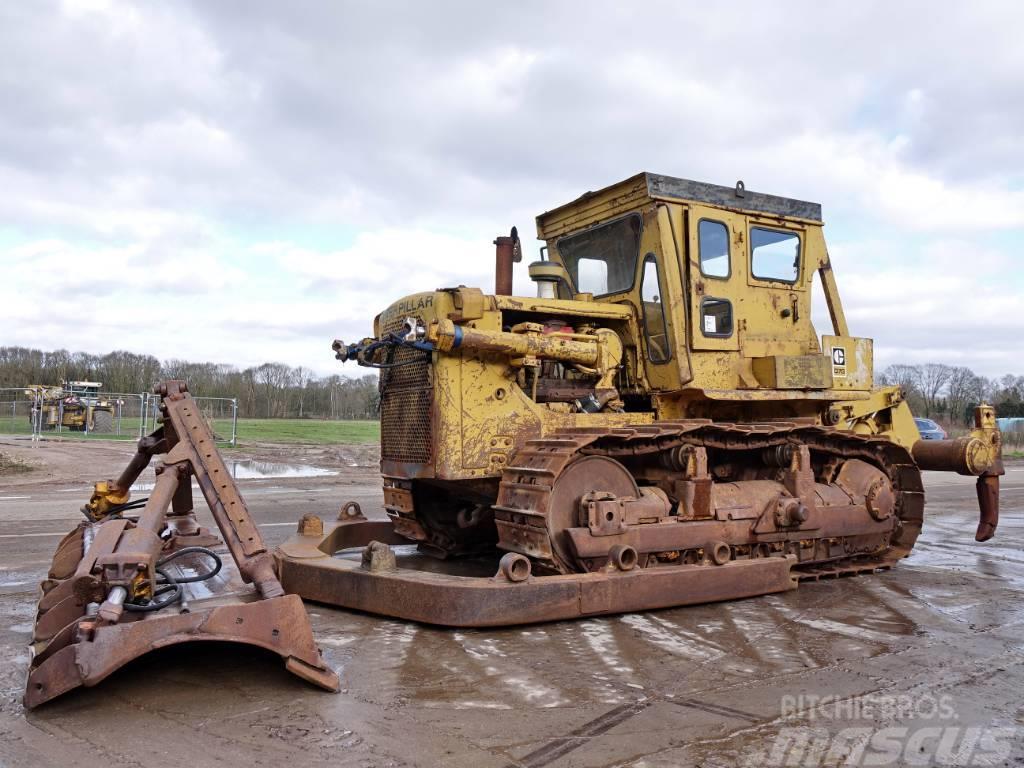 Caterpillar D7G 3306 engine