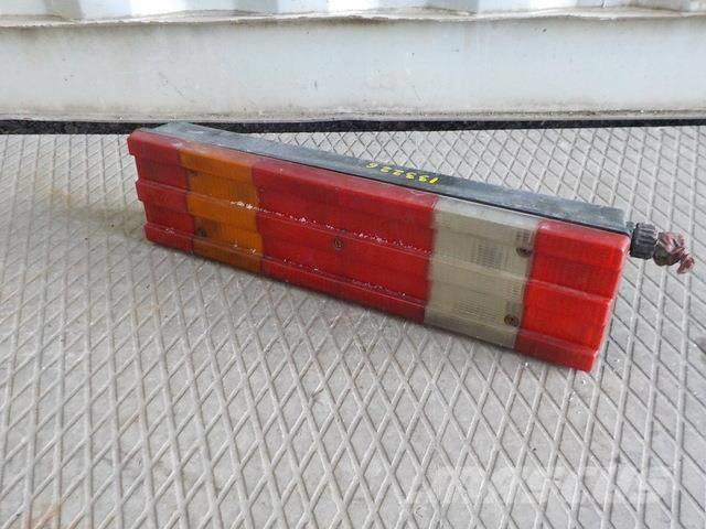 Mercedes-Benz Actros MPII Tail light left 20 ME0015405770 BR02BZ