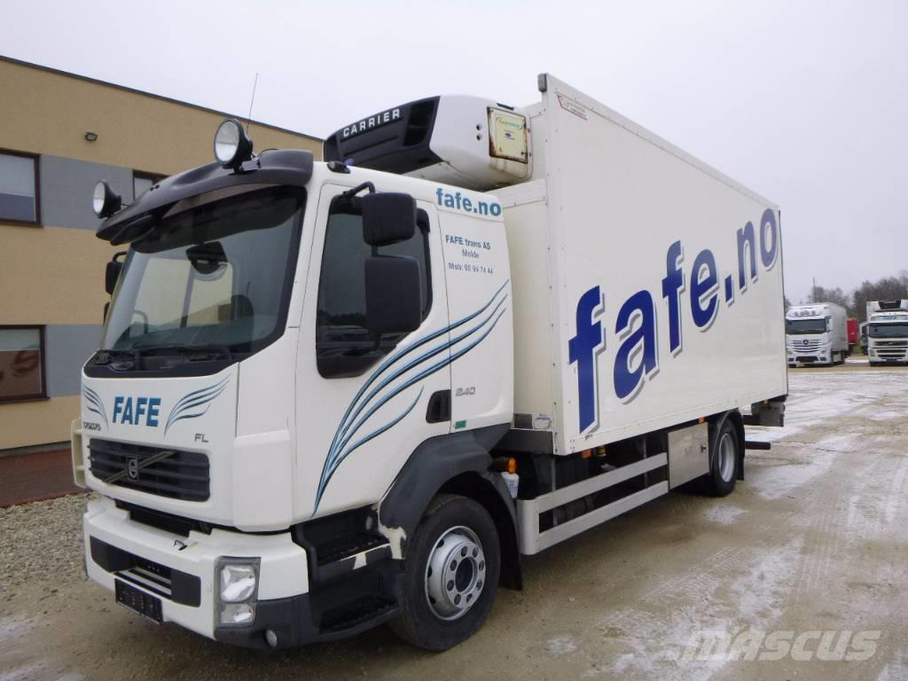 Volvo FL 240 4x2+MANUAL+LIFT