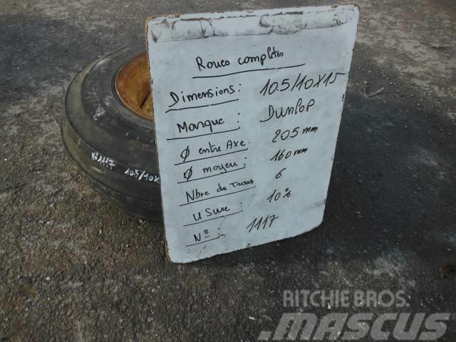 Dunlop 10.5/10X15 1117