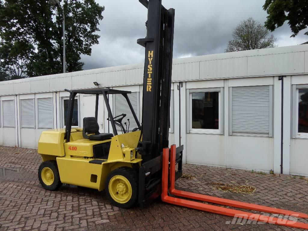 Hyster H 4.00 XL-5