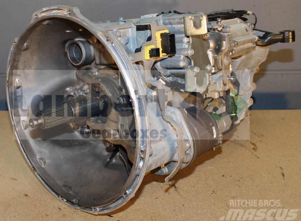 Mercedes-Benz G141-9 715571 Getriebe gebraucht Gearbox Arocs LKW