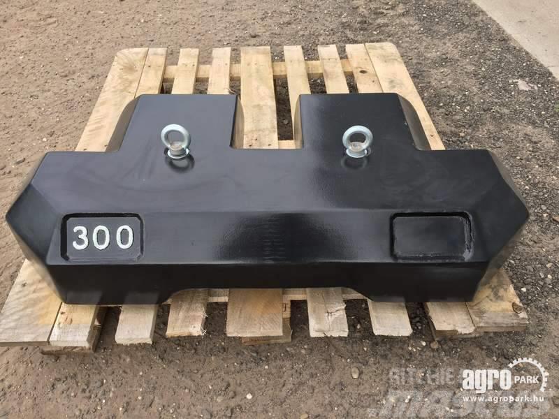 Egyéb New AGROPARK 300 kg additional block weight