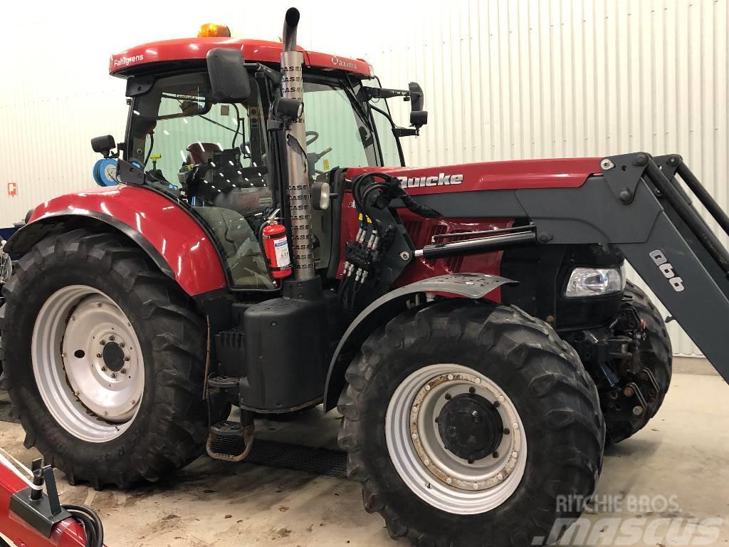 Case IH Puma 160 CVX - Tractors b813fc59dad