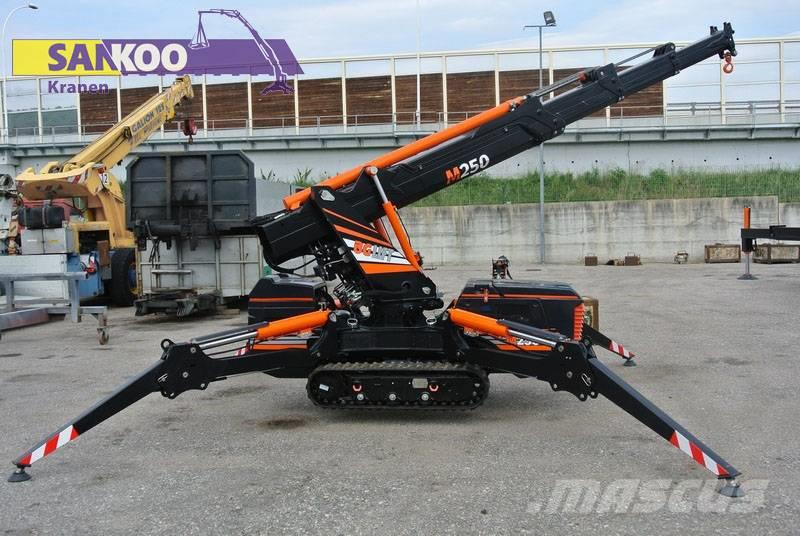 Sankoo BGlift M250 minihijskraan/compactkraan