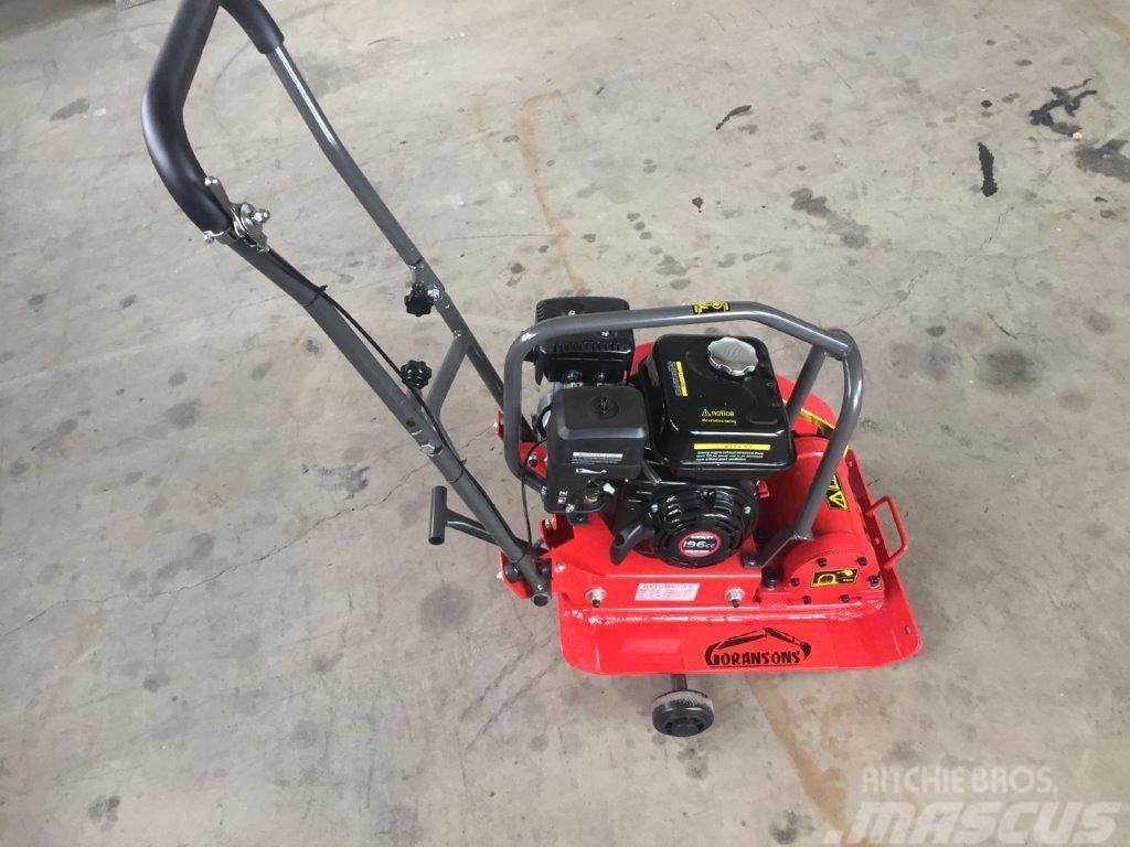 [Other] MARKVIBRATOR Ny modell 85 kg Bensin