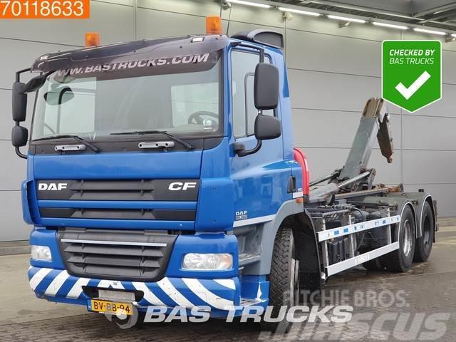 DAF CF85.360 6X2 VDL Hooklift Liftachse Euro 5