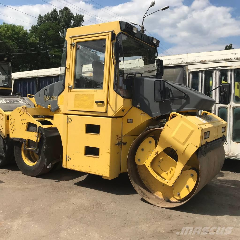 Bomag BW 174 A C