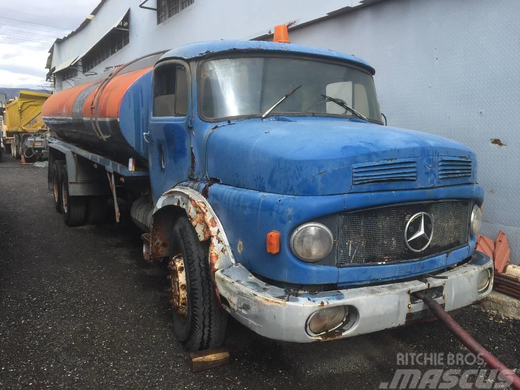Mercedes-Benz 2624 1924 1824 1624 OM355