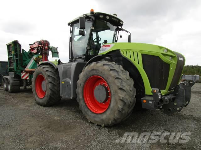 Jenz 820Z + Claas 5000 chipper machine
