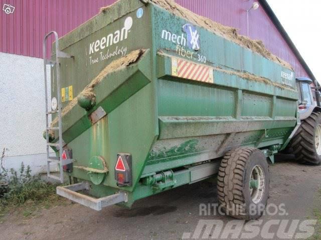 Keenan mech fiber 360  20 m3