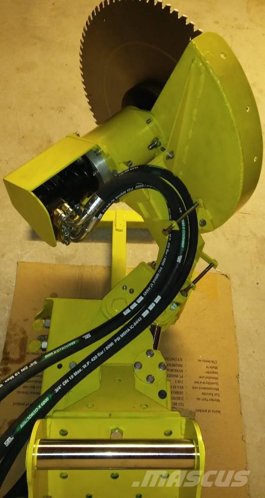 [Other] StroN G.1.700.40 Circular saw for excavator