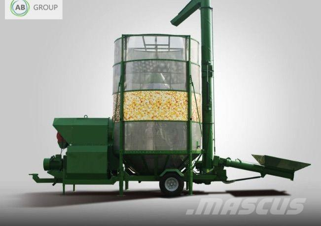 [Other] Mrol  GRAIN DRYERS SME-12/Mobiltrockner 12 T