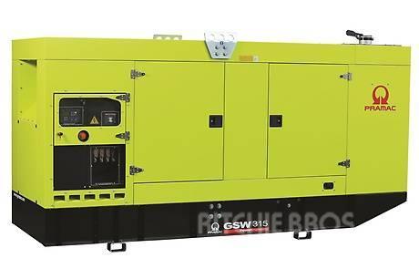 Pramac GSW315P PERKINS 315 KVA   SNSP1128