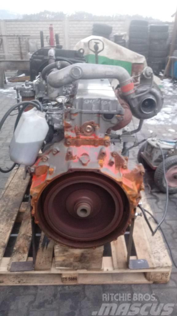 Isuzu 6HK1TABEB Hitachi LX 210 Engine Motor