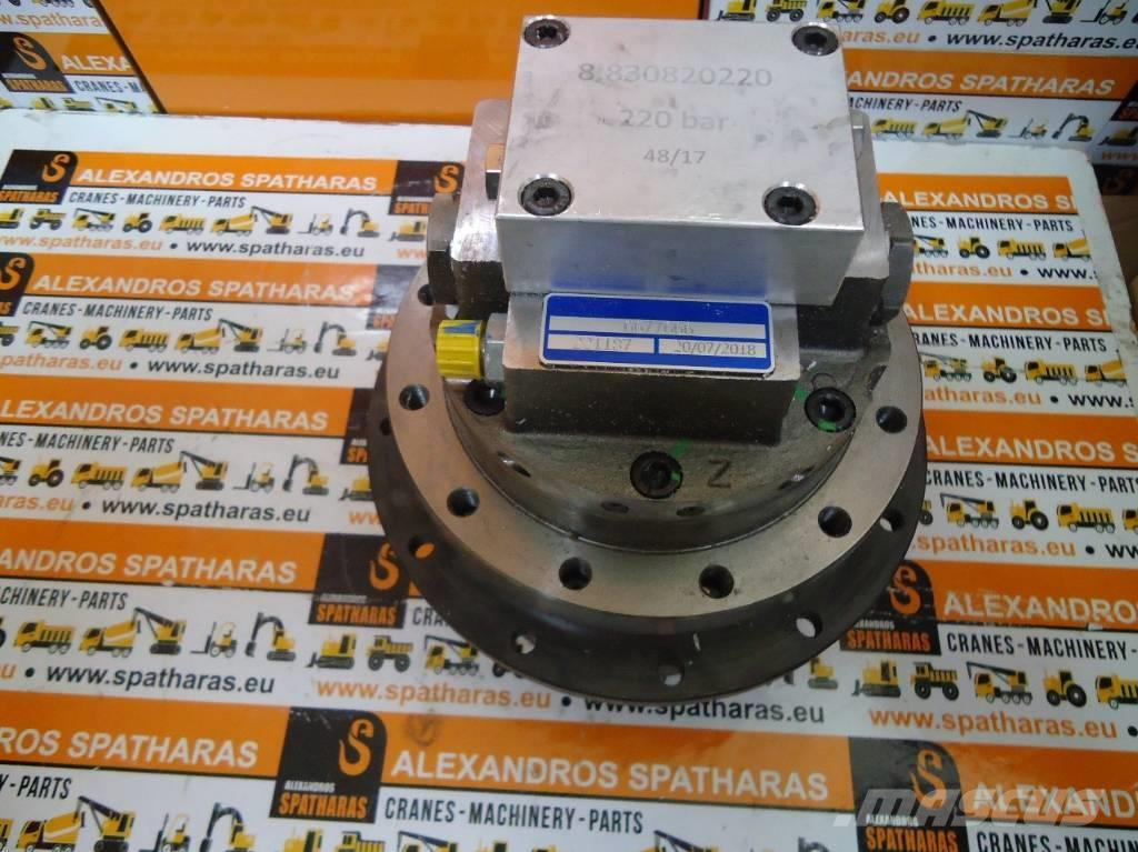 Bobcat 6677666 Travel Motor - Drive Motor Hydraulic