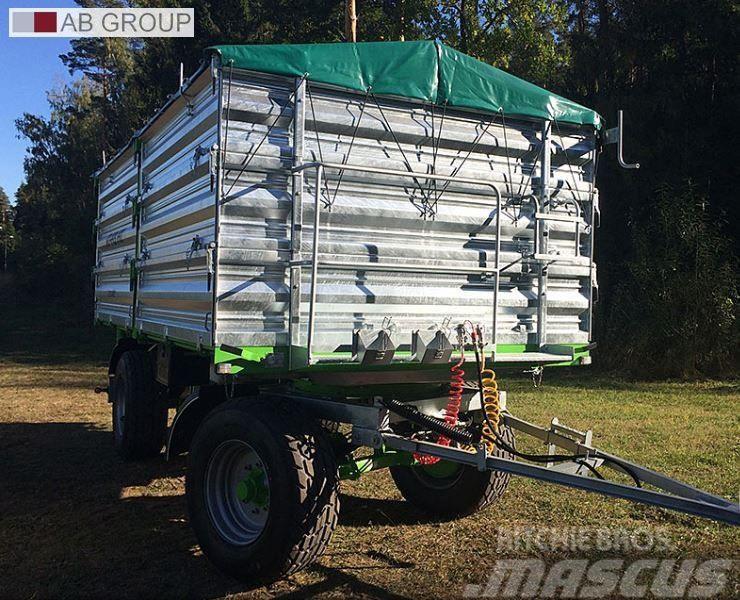 [Other] CynkoMet Farm trailer/Przyczepa T-149/1 14 T/Remor