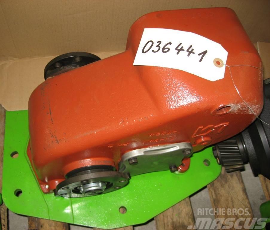 Merlo Gearbox/Getriebe 036441