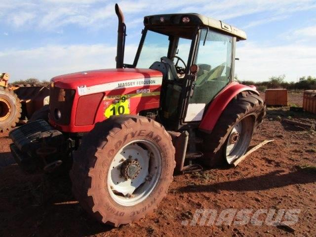 Massey Ferguson 5460C 4WD Agricultural Tractor