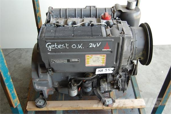 Used deutz f4l1011 engines for sale mascus usa for Deutz motor for sale