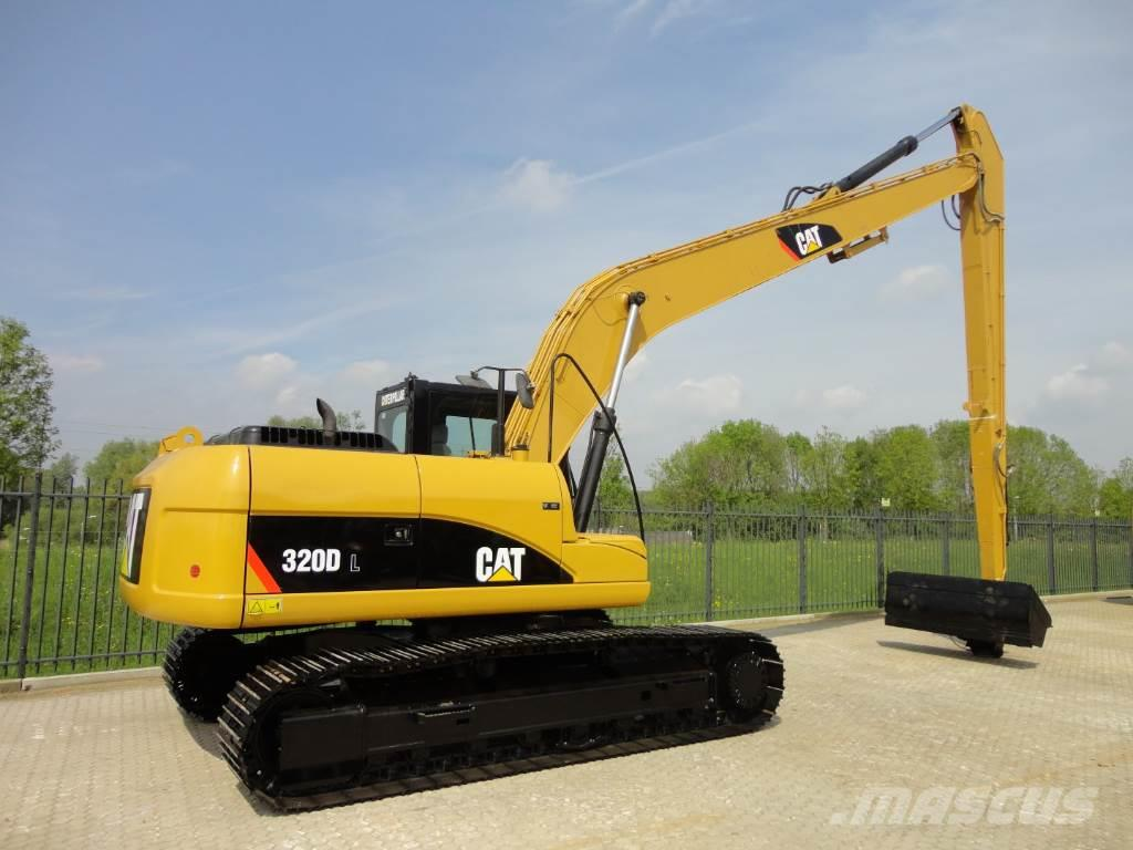 Caterpillar 320D Long Reach new unused