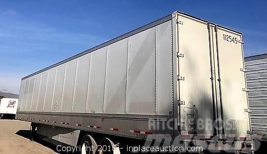 Wabash Duraplate Dry Van Trailer