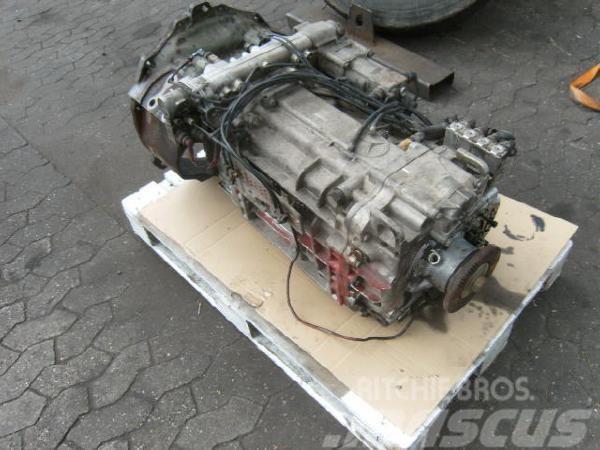 Mercedes-Benz SK G155-16/11,9 EPS / G 155-16