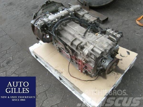 Mercedes-Benz SK G155-16/11,9 EPS / G 155-16 LKW Getriebe