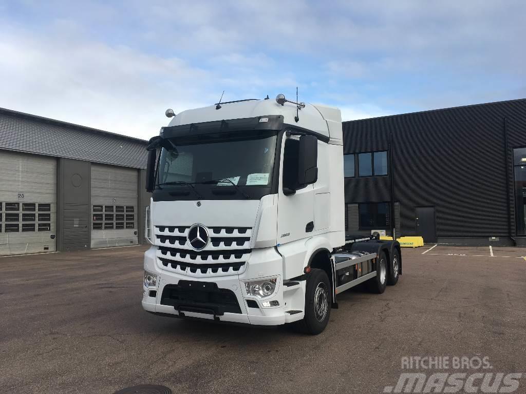 Mercedes-Benz BLACK FRIDAY Ny bil för omgående leverans Arocs 28