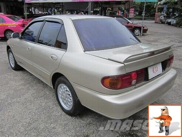 Cars Mitsubishi LANCER GLXi 16 AT 1996