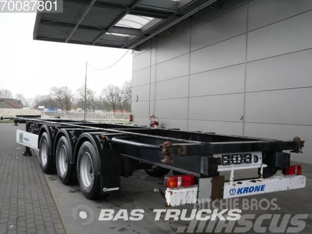 Krone 20 ft - 30 ft - 40 ft Ausziehbar Extending-Multifu