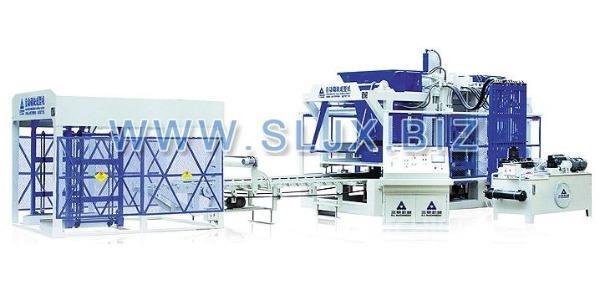 SanLian QFT18-15 Block Making Machine