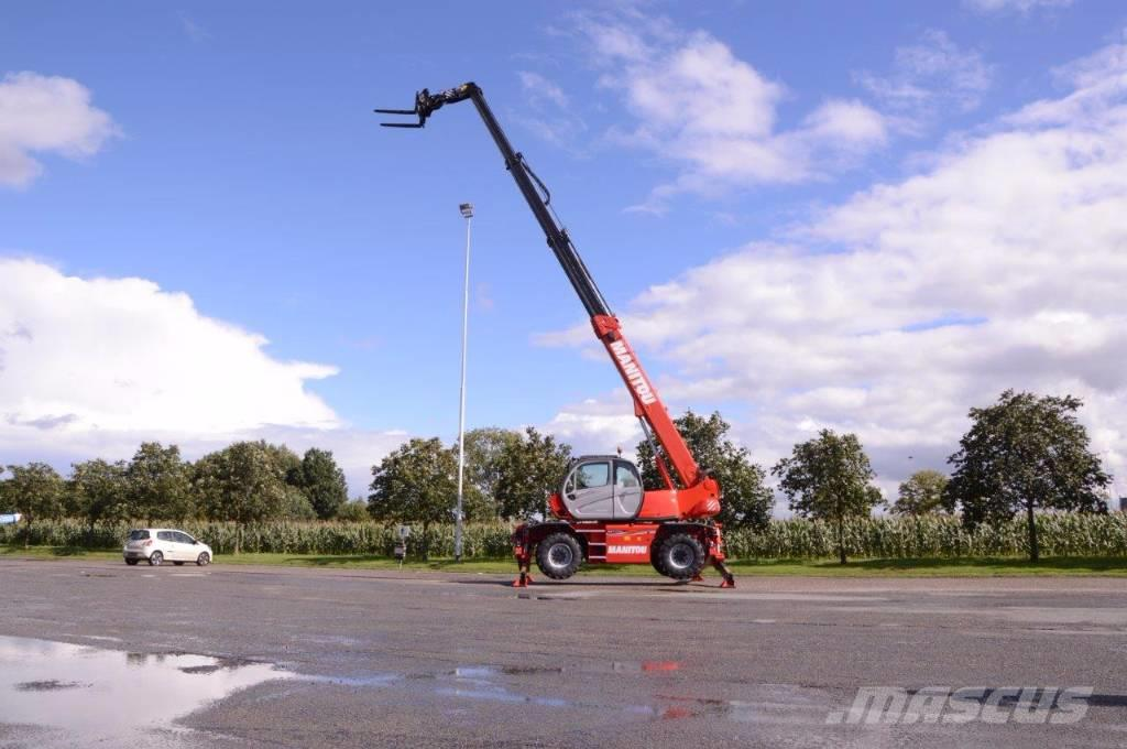 Manitou MRT2150 plus TIER 4 - NEUES MODEL