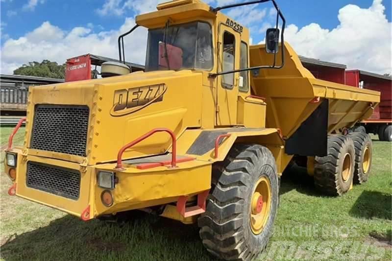 Dezzi AD20B Dumper Truck
