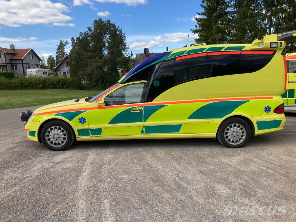 Mercedes-Benz E280 CDI - Ambulance/Krankenwagen
