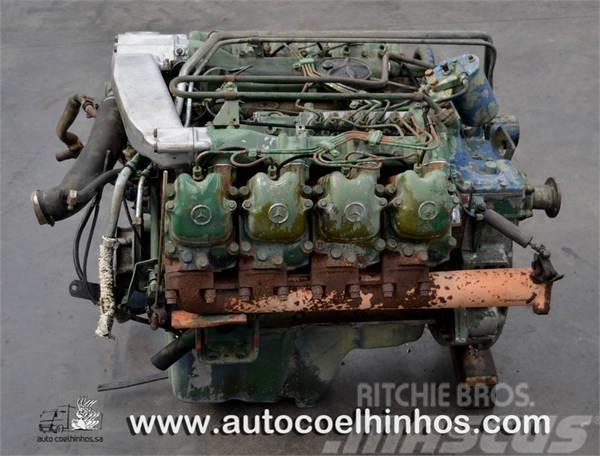 [Other] Motor Mercedes V8 OM 422