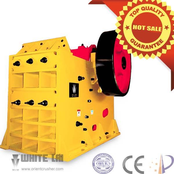 White Lai Jaw Crusher Machine Large Output Capacity 800x1060