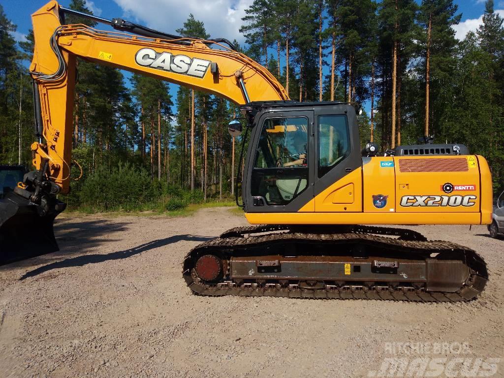 Case CX210C LC